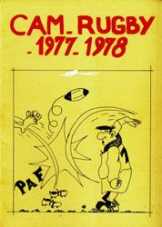 Brochures Anniversaire Du Club Cam Rugby Maurienne